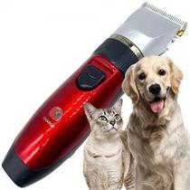 Maquininha De Tosa Pet Profissional Cães Gatos Cortar Pelos - Olapam Durawell