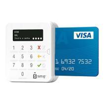 Maquininha leitor de cartao de credito para cel sumup -