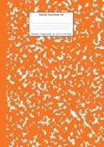 Marble Notebook A4 - Enemyone