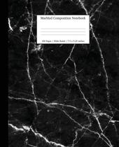 Marbled Composition Notebook - Enemyone