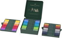 Marcador Pincel Albrecht Durer Estojo com 30 cores Faber-Castell - Faber Castell