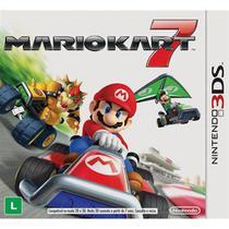 Mario Kart 7- Nintendo 3DS -
