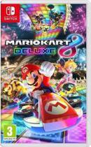 Mario Kart 8 Deluxe Switch Midia Fisica -