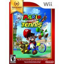 Mario Power Tennis - Wii - Nintendo