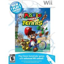 Mario Power Tennis - Wii - Nintendo