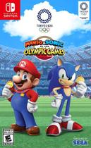 Mario & Sonic at the Olympic Games: Tokyo 2020 - SWITCH - Nintendo