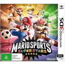 Mario Sports Superstar - Ds3D - Nintendo