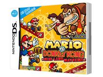 Mario vs. Donkey Kong Mini-land Mayhem - para Nintendo DS - Nintendo