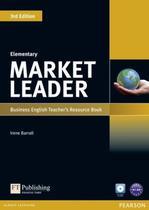 Market leader elementary trb - 3rd edition - Pearson (importado)