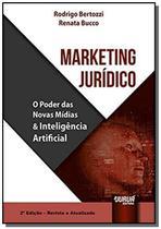 Marketing juridico - o poder das novas midias - jurua -