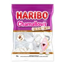 Marshmallow Chamallows Cables Branco Coco 250g - Haribo - Docile
