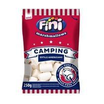 Marshmallow P/ Assar Camping 250g Fini -