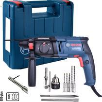 Martelete bosch 1125a gbh 220d sds plus + kit acessórios -