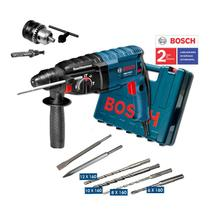 Martelete Perf. Rompedor Bosch 820w Gbh2-24d + Acessórios -