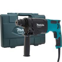 Martelete perfurador e rompedor 800 watts 2,3 joules SDS Plus com maleta - M8701B - Makita -