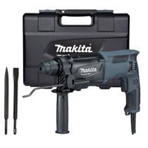 Martelete Perfurador e Rompedor 800W 2,3 joules SDS Plus com acessórios - M8701G-P (110V) - Makita
