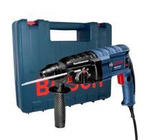 Martelete Perfurador Rompedor 820w Sds Plus Gbh 2-24d Bosch -