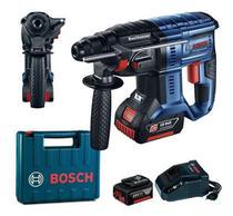 Martelete Perfurador Rompedor Sds Bateria 18v Bivolt Gbh180li Bosch -