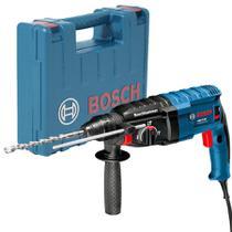Martelete Rotativo Perfuração 820 Watts e Maleta GBH 2 24-D Bosch -