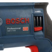 Martelete Sds Plus 820W GBH 2-24 D Bosch 110v -