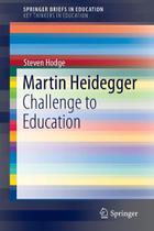 Martin Heidegger - Springer Nature