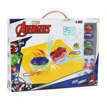Marvel Avengers Gyro Hero - Pista Combate - Dtc -