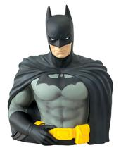 Marvel Batman Action Figure Cofre Busto Oficial Licenciado -