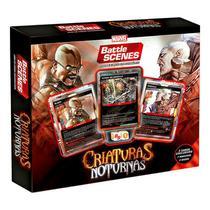 MARVEL Battle Scenes Battle Box Especial - Criaturas Noturnas -