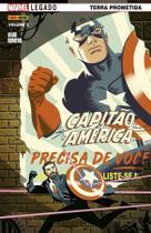 Marvel - Capitão América - Volume 2 -