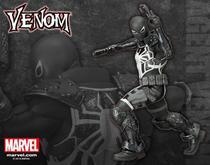 Marvel Comics: Agent Venom Artfx+ Statue (Agente Venom) - Kotobukiya