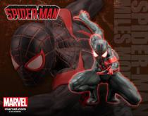 Marvel Comics: Ultimate Spider-Man Miles Morales ArtFX+ Statue (Ultimate Homem-Aranha Miles Morales) - Kotobukiya