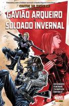 Marvel - Gavião Arqueiro & Soldado Invernal - Edição 1 -