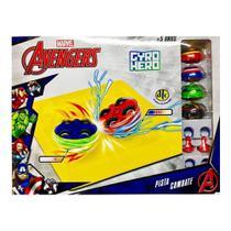Marvel - Gyro Hero - Pista Combate - Dtc