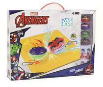 Marvel Gyro Hero Pista Combate -