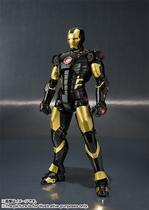 Marvel: Iron Man Mark III - Age of Heroes Exhibition - Limited Edition - S.H. Figuarts (Homem de Ferro Mark III - Edição Limitada - S.H. Figuarts) - Bandai
