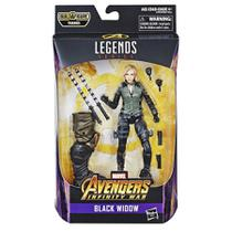 Marvel Legends Avengers Vingadores Black Widow Baf Thanos - Hasbro