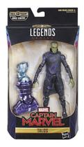 Marvel Legends Capitã Marvel: Talos - Hasbro