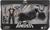 Marvel Legends The Punisher Justiceiro Motocycle Hasbro