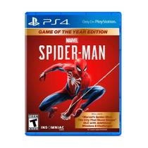 Marvel's Spider-Man Game Of The Year Edition - PS4 - Playstation