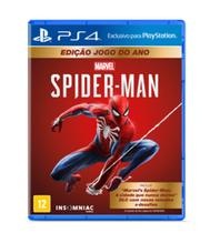 Marvel's Spider-Man Game Of The Year Edition - PS4 - Sony