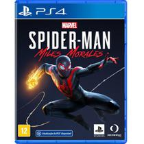 Marvel's Spider-Man: Miles Morales para PS4 - Sony