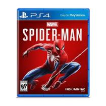 Marvel s Spider-Man - PS4 - Insomniac games