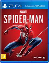 Marvel's Spider-Man - PS4 - Playstation - sony brasil