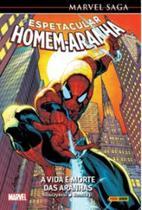 Marvel Saga - O Espetacular Homem-aranha Vol.03 - Panini -