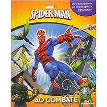 Marvel spider man  ao  combate - Editora Melhoramentos