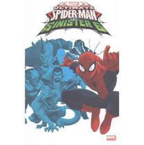 Marvel Spider-Man Digest - Marvel Universe Ultimate Spider-Man Vs. The Sinister Six, Volume 1 -