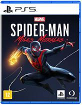 Marvel Spider-Man Miles Morales - PS5 Mídia Física - Sony