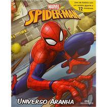 Marvel spider man  universo aranha - Editora Melhoramentos