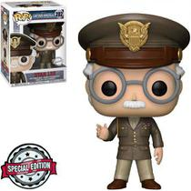 Marvel - Stan Lee Security General 282 Exclusive Funko Pop -