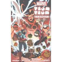Marvel Tsum Tsum - Takeover! -